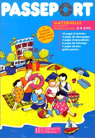 Passeport pour la maternelle, 3-4 ans