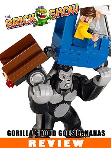 Review: Lego DC Comics Super Heroes Gorilla Grodd Goes Bananas Review [OV] (Lego 2015 Batman-sets)