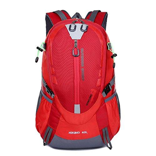 Gehen auf beiden Seiten des Berg Rucksack Mode Trend Rucksack große Kapazität Outdoor-Rucksack 1