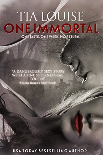 One Immortal: A Vampire Romance