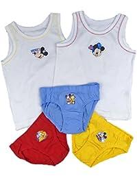Garçons Débardeurs et Jeans/pantalons Sets Disney Cars Mickey Mouse et Postman Pat