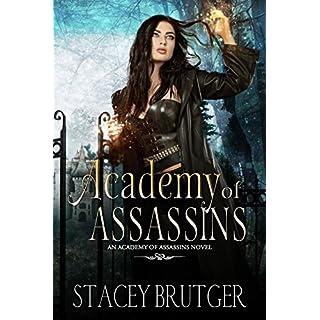 Academy of Assassins (An Academy of Assassins Novel Book 1) (English Edition)