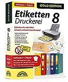 Produkt-Bild: Etiketten Druckerei 8 mit Papier