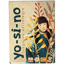 Fournier - Baraja educativa Yo-Si-No, 40 cartas (1028153)