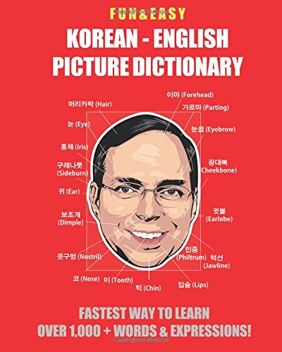 Descargar PDF Fun & Easy! Korean - English Picture Dictionary