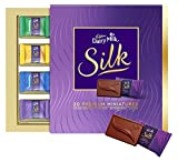 #4: Cadbury Miniatures Collection Dairy Milk Silk, 200g