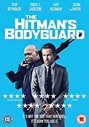 The Hitman's Bodyguard [DVD] [2017]
