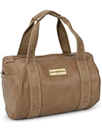 David Jones - Sac type polochon CAMEL