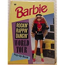 Barbie Rockin' Rappin' Dancin' World Tour Pop-Up Book