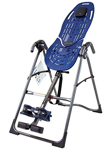 Teeter EP560 Table d'inversion Unisex Adult, Bleu/Noir