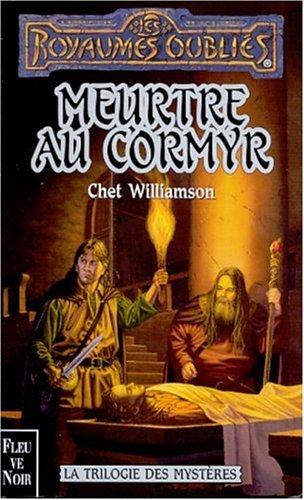La Trilogie des Mystres Tome 1 : Meurtre au Cormyr