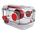 Zolux Cage pour Hamster, Souris, Gerbille ''RODY 3'' Mini