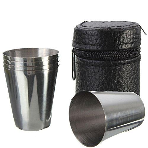 Generic yanhong-uk3-151124-891yh5540yh mping Tumbler Cover Fall Coffee Kaffee Tee 4Edelstahl 4Stai Tee Bier Tasse mit Cups Tasse mit PU-SS Stahl Camping Tumbler Ss Tumbler