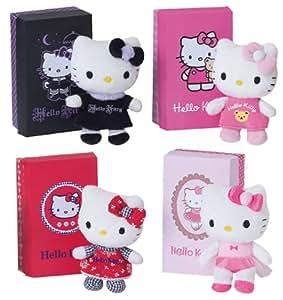 Jemini - Hello Kitty présentoir mini peluches en boîtes 10 cm (16)