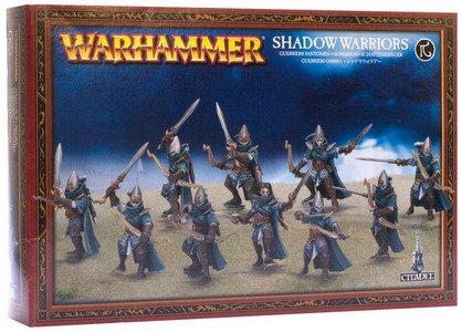 Games Workshop Warhammer High Elf Shadow Warriors / Sisters of Avelorn (10 figures, 2013)