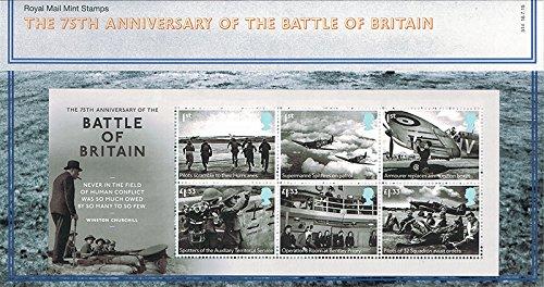 2015Battle of Britain foglietto francobolli in confezione di presentazione PP488stampato (n ° 514)-Royal Mail Stamps
