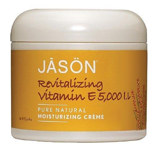 Moisturizing Creme, Vitamin E 5,000 I.U., 4 oz. by Jason Skin Care
