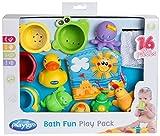 Playgro 40115 Badespielzeug- Geschenkset