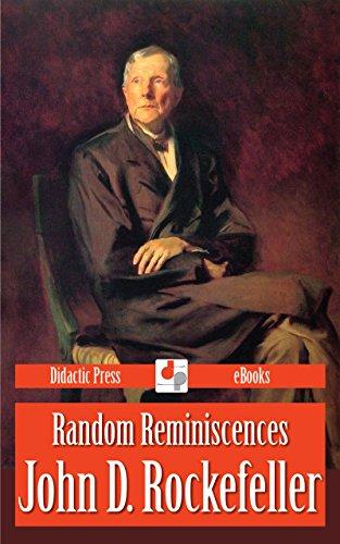 Random Reminiscences (Illustrated) (English Edition)