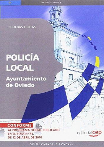 Policía Local del Ayuntamiento de Oviedo. Pruebas Físicas (Colección 1498) por Sin datos