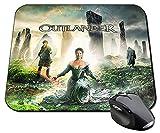 Outlander Sam Heughan Caitriona Balfe C Mauspad Mousepad PC