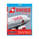 Just Planes Swiss Airlines A340-300 Blu-Ray - Zurich to San Francisco