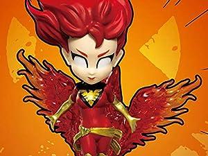 Beast Kingdom- Mini Egg Serie Marvel Minifigura Dark Phoenix, Multicolor (E7D4A0B108)