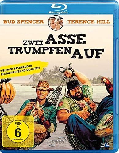 Zwei Asse trumpfen auf (DVD/BluRay)
