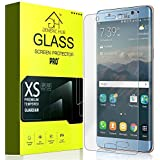 Tempered Glass For IPhone 5 With Anti Finger Print Matte Screen Protector Premium Edge To Edge High Quality Ultra Thin 0.33 Mm Strong Hammer Proof 9h Hardness Crystal Clear Scratch Resistant With Wet And Dry Cloth By Generic Hub