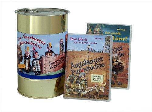 Die Augsburger Blechbüchse (mit Don Blech... & Gut gebrüllt, Löwe)
