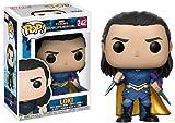 Funko- Heroes Pop Bobble-Marvel-Thor Ragnarok-Loki, 13767