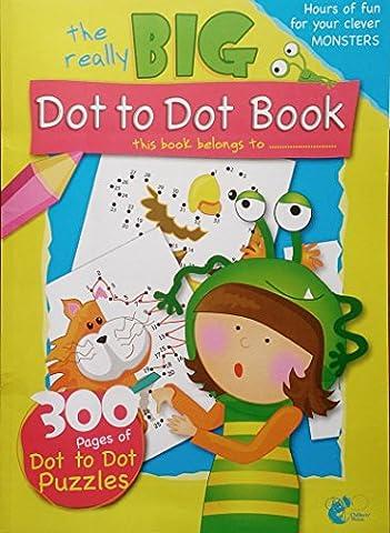 Really Big Dot to Dot Book