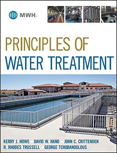 Principles of Water Treatment por Kerry J. Howe