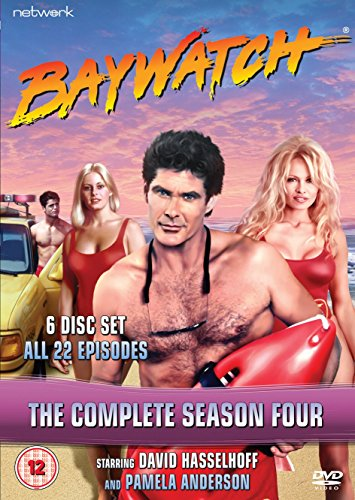 Baywatch - The Complete Fourth Series [DVD] [UK Import]