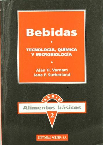 Bebidas: tecnología, química y microbiología (Alimentos básicos) por A. H. Varnam