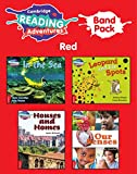 Cambridge Reading Adventures Red Band Pack of 10