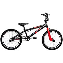 "Cloot Bike - Bicicleta BMX Freedy 20"" Rotor, Freno U-Brake y 4 Estribos Posa pies"