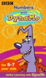 Picture Of Numbers With Dynamo: For 5-7 Years [VHS]