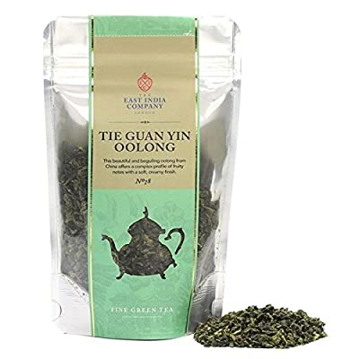 Est Co Guan Yin Cravate Thé Oolong 50G Inde - Paquet de 2