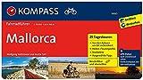 Mallorca: Fahrradführer mit Routenkarten im optimalen Maßstab. (KOMPASS-Fahrradführer, Band 6900) - Wolfgang Heitzmann