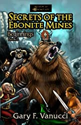 Secrets of the Ebonite Mines: Epic Fantasy Series Book 3 (Realm of Ashenclaw)