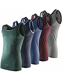 4er | 8er | 12er Pack Lavazio® Unterhemden für Herren in Feinripp und Doppelripp Qualität
