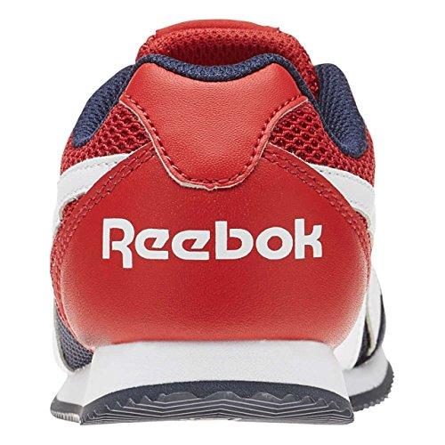 Reebok Bd4003, Sneakers trail-running garçon Bleu