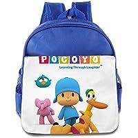 Pocoyo niños escuela mochila Bolsa