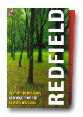 Redfield, coffret 3 volumes par James Redfield