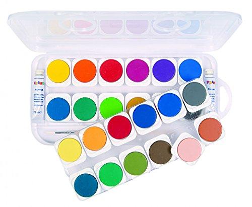 Groer-Tuschkasten-fr-Kinder-mit-24-Wasserfarben-und-inkl-1-Pinsel-und-2-Deckweisstuben-geeignet-zum-Malen-und-Basteln