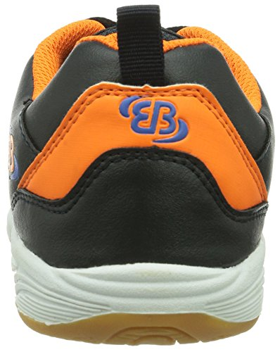... Bruetting Super Indoor, Chaussures indoor garçon Bleu (Marine/orange)  ...