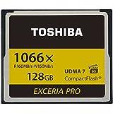 Toshiba THN-C501G1280E6 Exceria CF Speicherkarte, 128GB