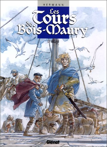 Les tours de Bois-Maury, tome 7 : William