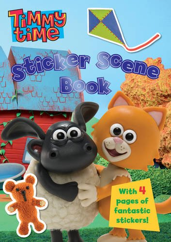 Timmy Time Sticker Scene (Sticker Scene Books)